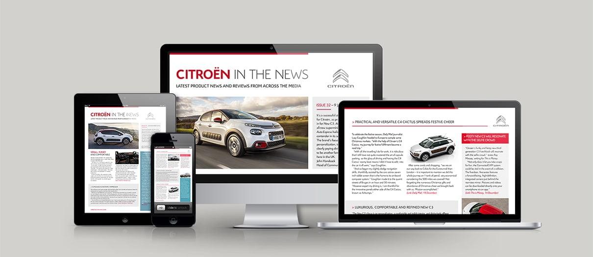 Citroen Press Digest