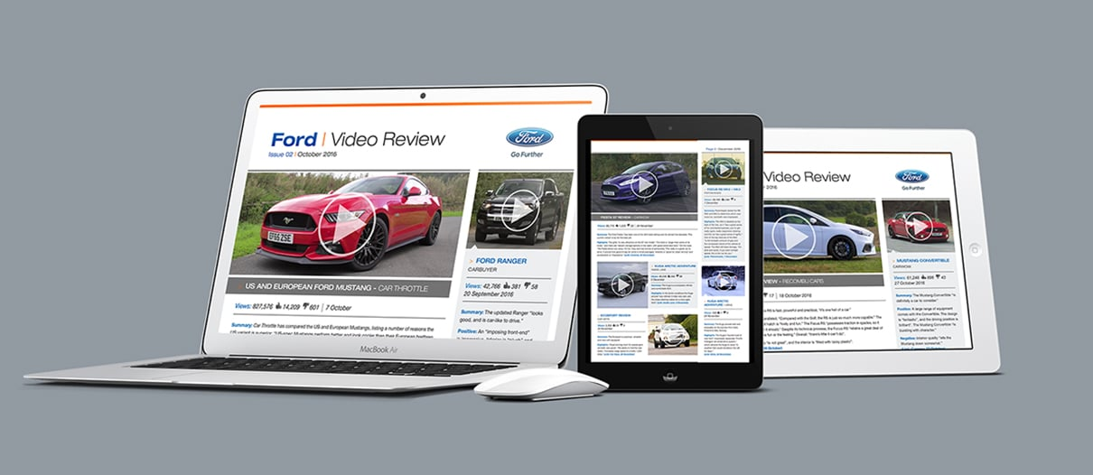 Ford Video Digest