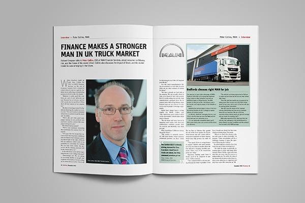 Road Haulage Association Magazine