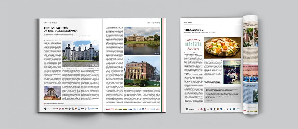 The Oxford Italian Association Magazine
