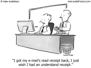 MailChimp blog cartoon