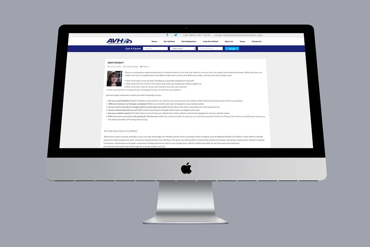 AVH Blog